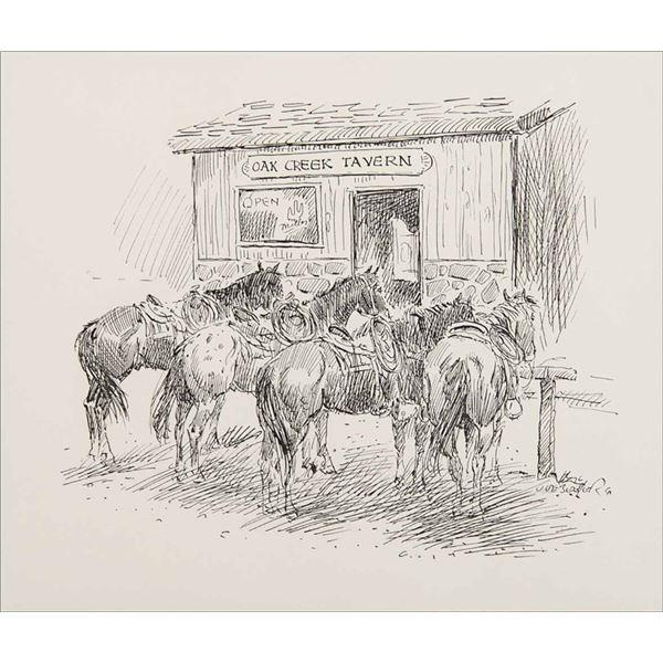 Joe Beeler -Oak Creek Tavern