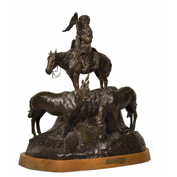 Fred Fellows -Horse Guard