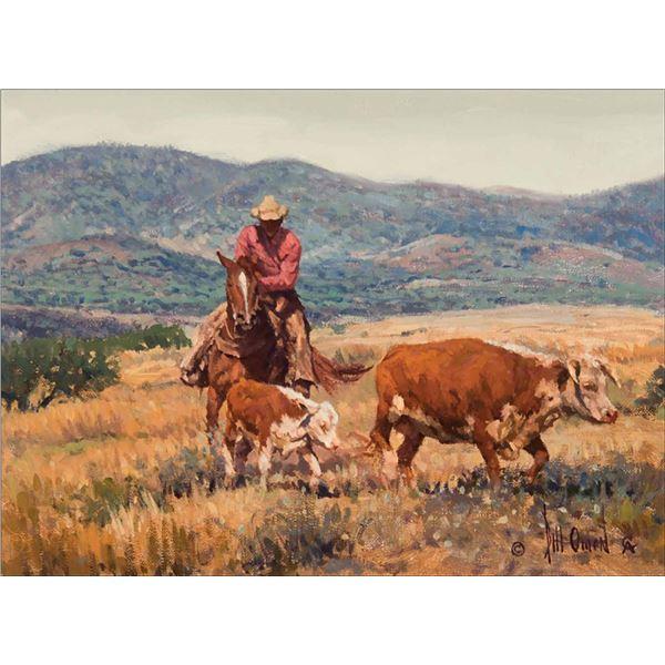 Bill Owen -The Cutting Horse