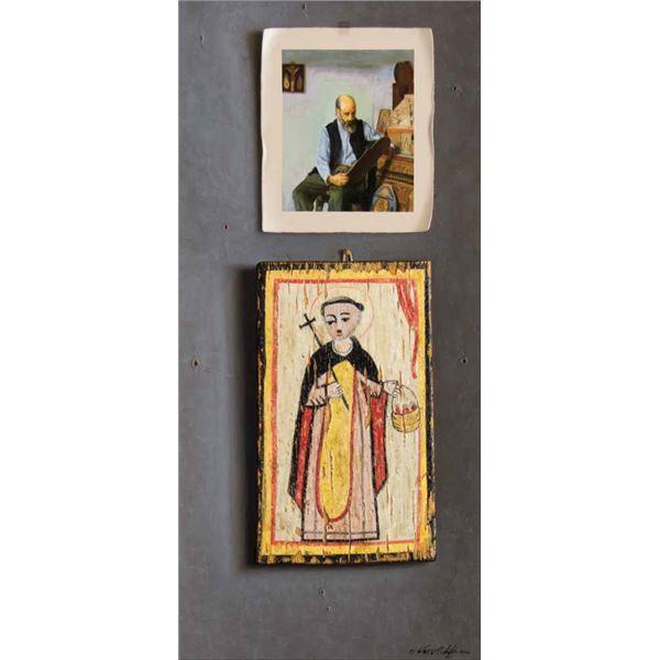 William Acheff -Saints and Santero