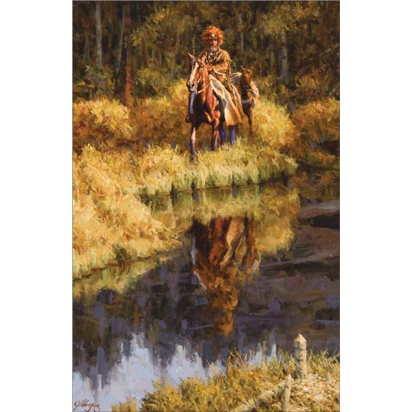 Joseph Velazquez -Hunting Beaver