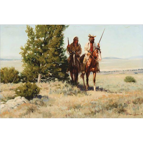 Harvey Johnson -South of Taos