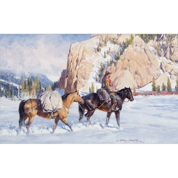 Gary Carter -Subsistence Hunter