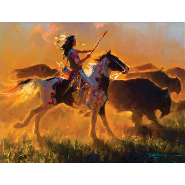 Dan Mieduch -The Buffalo Hunt