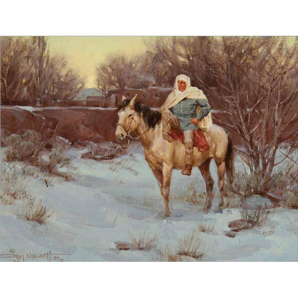 Gary Niblett -Taos Indian