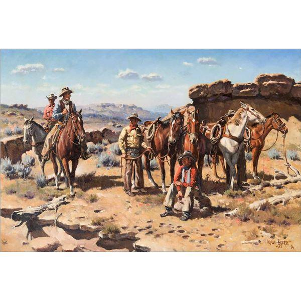 James Boren -Pause at Dry Creek