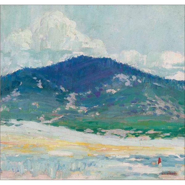 Lon Megargee -The Hills