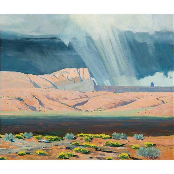 James Swinnerton -Afternoon Showers