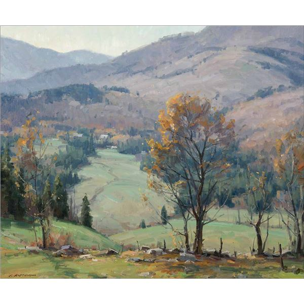 Clyde Aspevig -Vermont