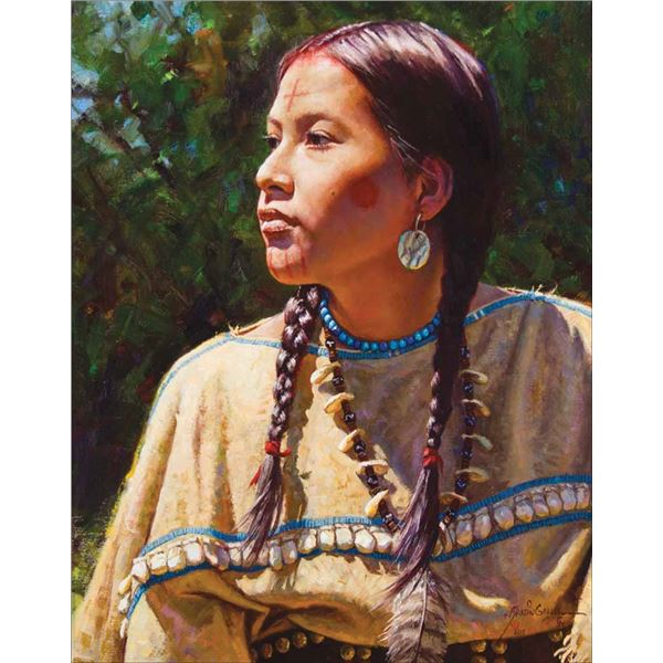 Martin Grelle -A Daughter of Tradition