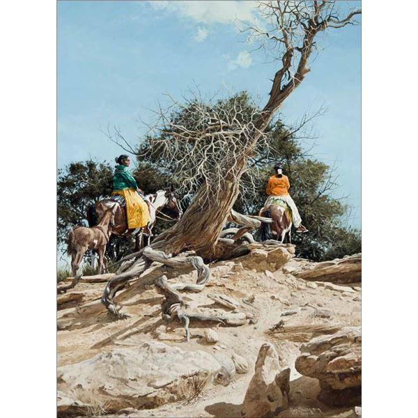 Ray Swanson -Navajo Country