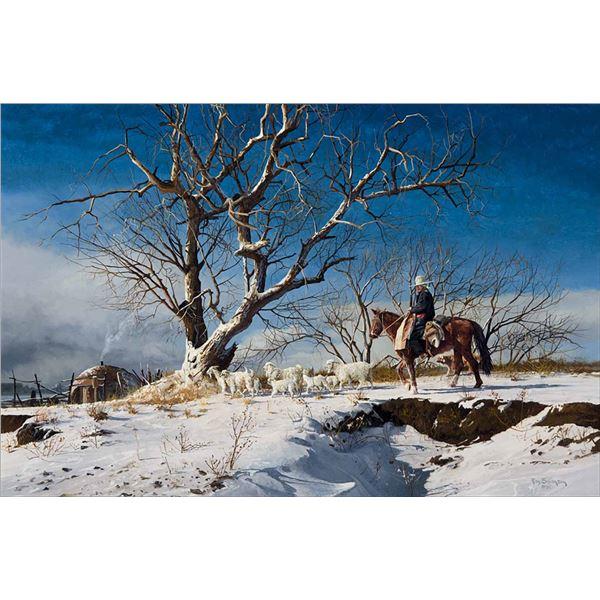 Ray Swanson -Winter Work