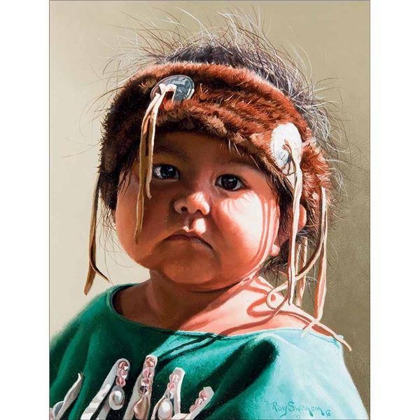Ray Swanson -Yakima Baby