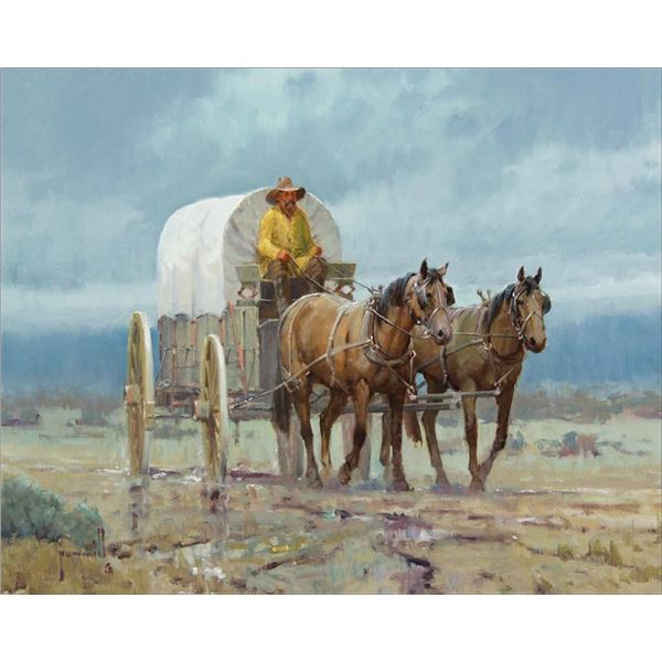 Robert Pummill -Boggy Road to Boerne