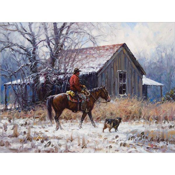 Martin Grelle -Cold Days