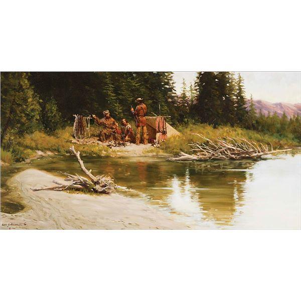 Harvey Johnson -Summer Camp