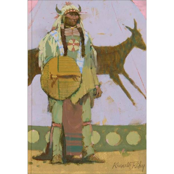 Kenneth Riley -Chief