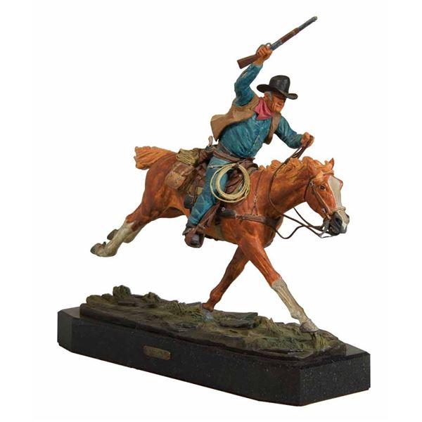 Harry Jackson -Pony Express III & Marshall III