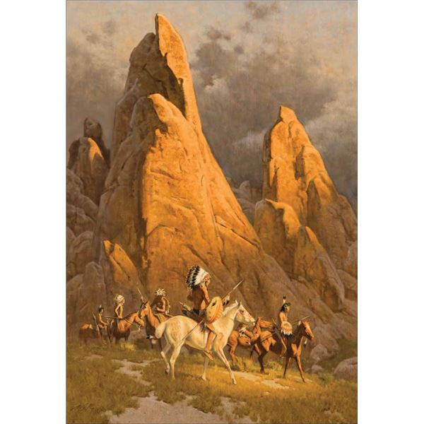 Frank McCarthy -From the Pinnacles They Watched