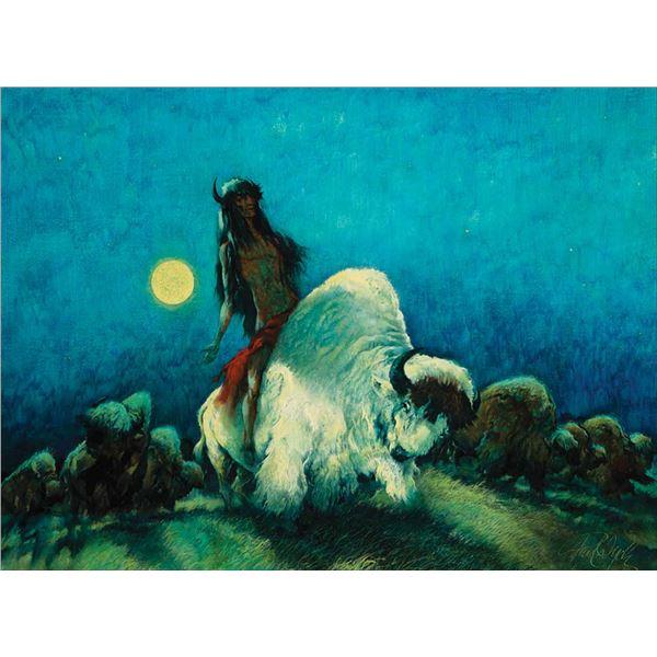 Paul Dyck -The White Buffalo Spirit Medicine