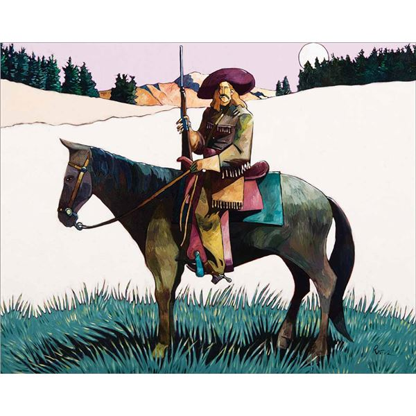 Thom Ross -The Scout Buffalo Bill