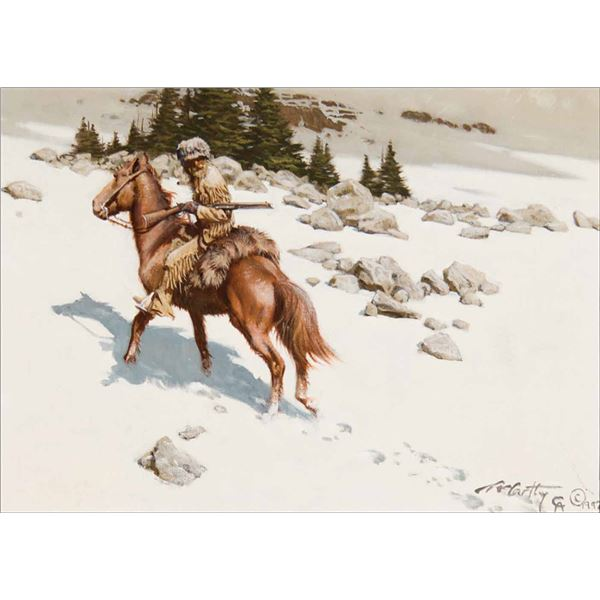 Frank McCarthy -In the Open