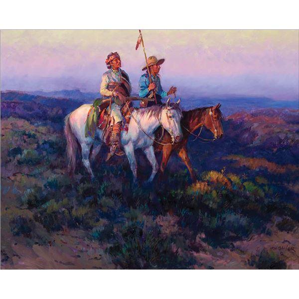 Joe Beeler -Navajo Raiders