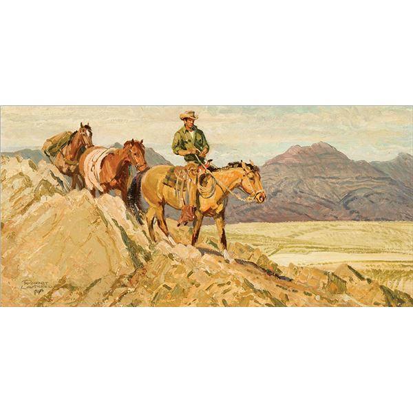 Robert Lougheed -Southwest to Dogger Flat