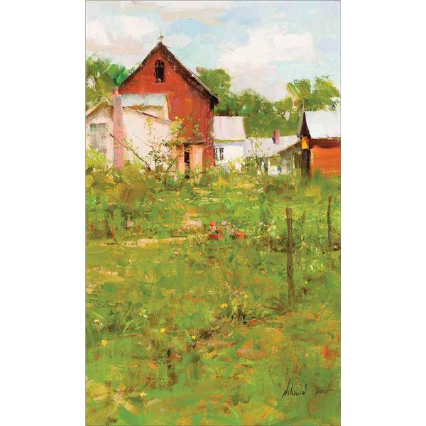 Richard Schmid -Penelope's Garden