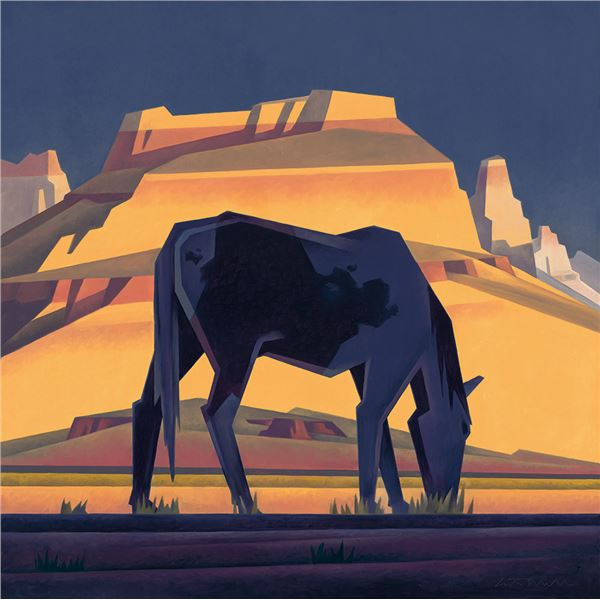 Ed Mell -Nature's Stature