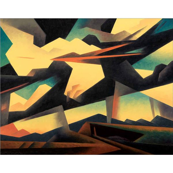 Ed Mell -Storms Forms