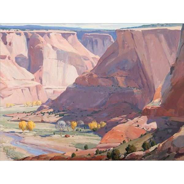 Russell Case -Canyon de Chelly