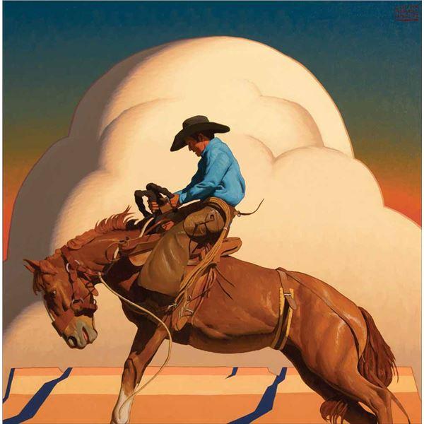 Logan Maxwell Hagege -Mesa Rodeo