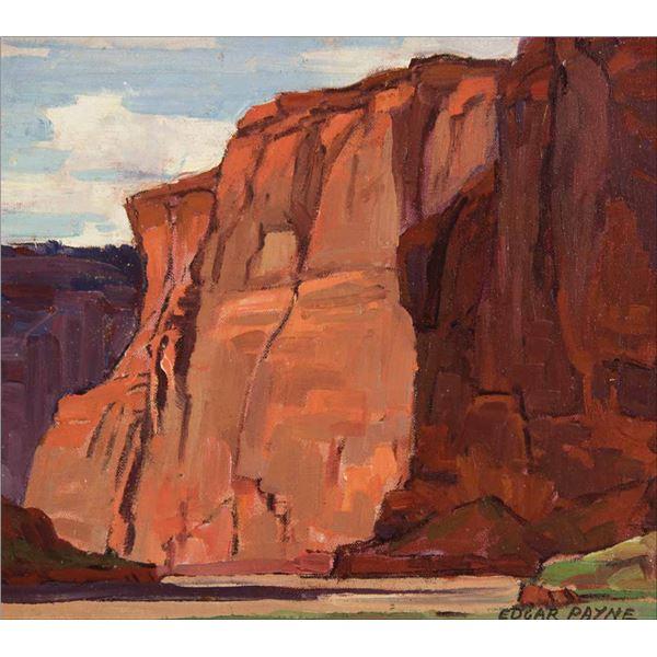 Edgar Payne -Canyon de Chelly