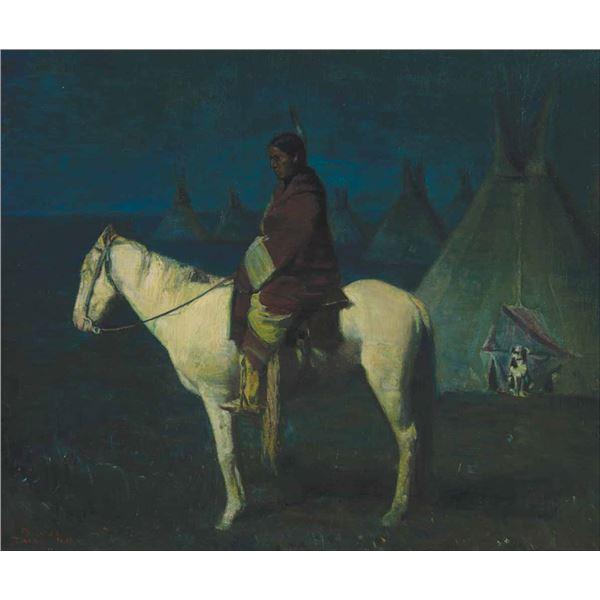 Bert G. Phillips -Guardians of the Night