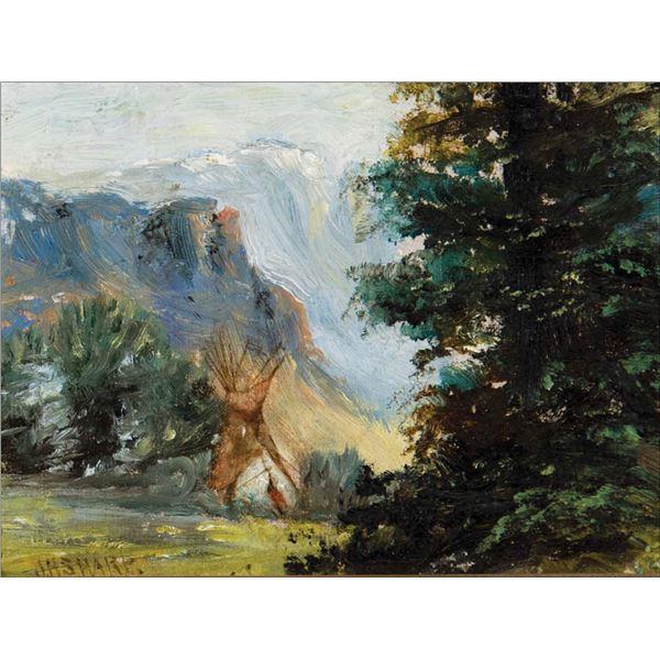 Joseph H. Sharp -Montana