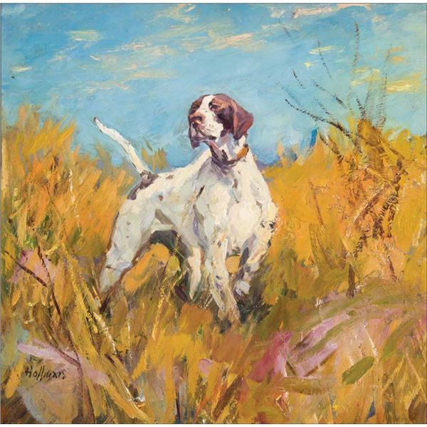 Frank Hoffman -The Pointer