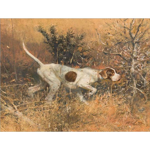 Robert Abbett -The Pointer