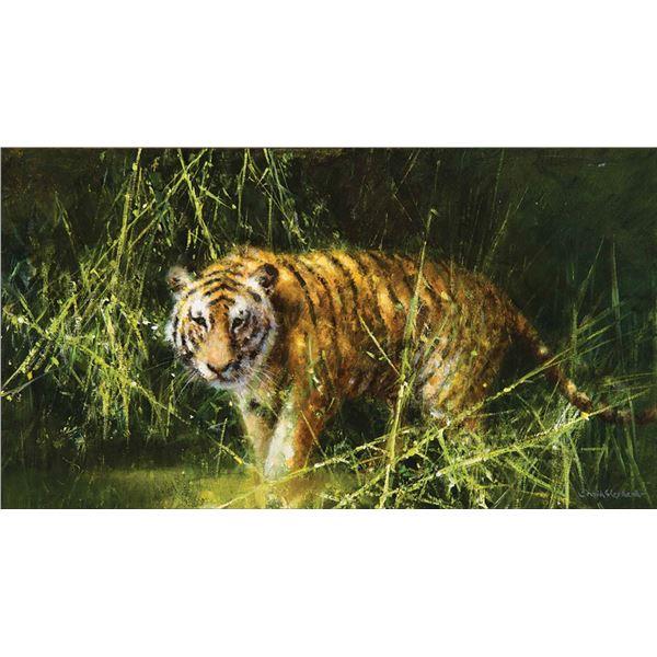 David Shepherd -Tiger