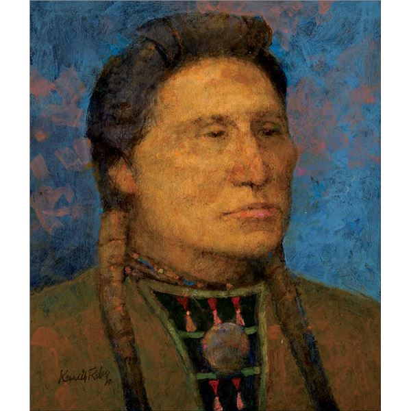 Kenneth Riley -Chief Joseph
