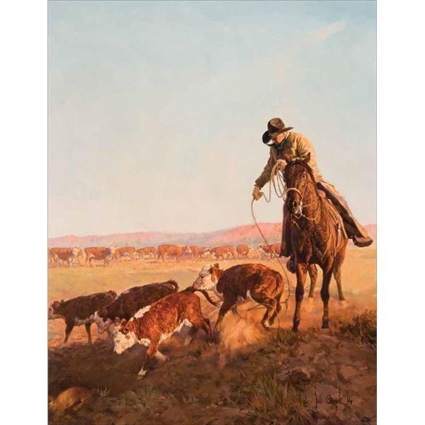 Bill Owen -A CO Bar Cowboy