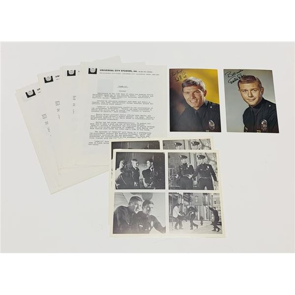 Adam-12 (1968–1975) - Press Kit and Photos