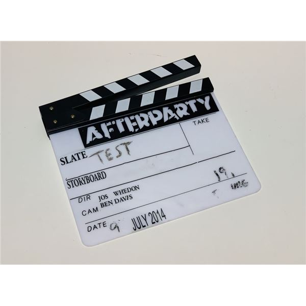 Avengers: Age of Ultron (2015) - After Party Clapperboard
