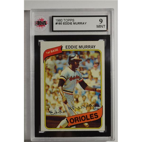 1980 Topps #160 Eddie Murray