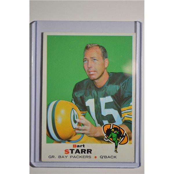 1969 Topps #215 Bart Starr