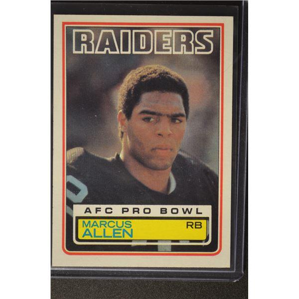 1983 Topps #294 MaROOKIEus Allen DP ROOKIE