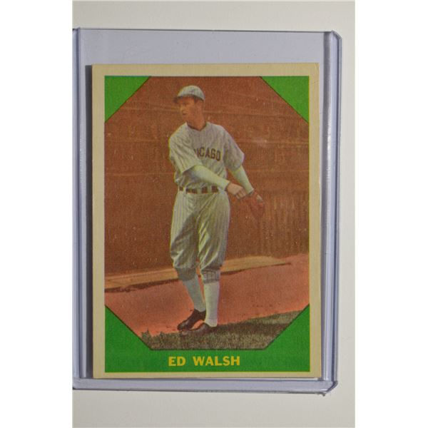 1960 Fleer #49 Ed Walsh UER