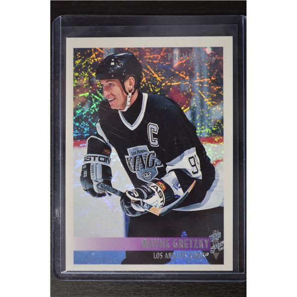 1994-95 Topps Premier Special Effects #375 Wayne Gretzky