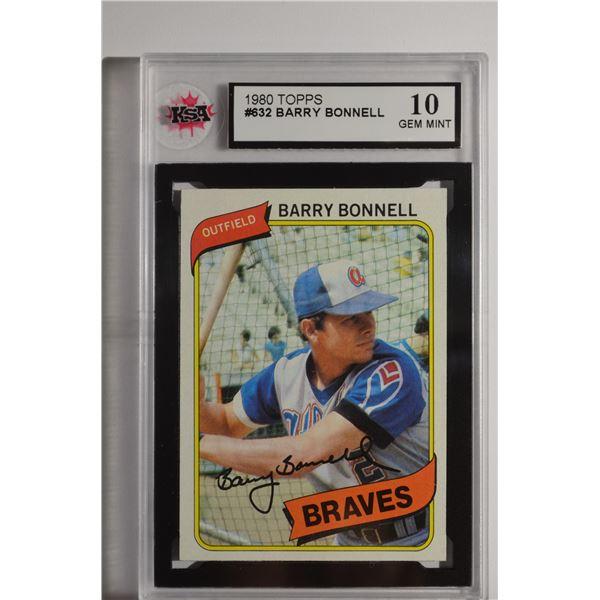 1980 Topps #632 Barry Bonnell