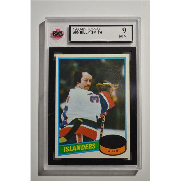 1980-81 Topps #60 Billy Smith